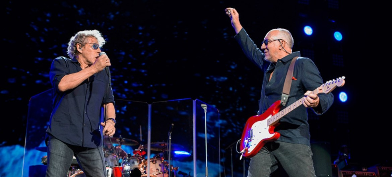 Roger Daltrey e Pete Townshend