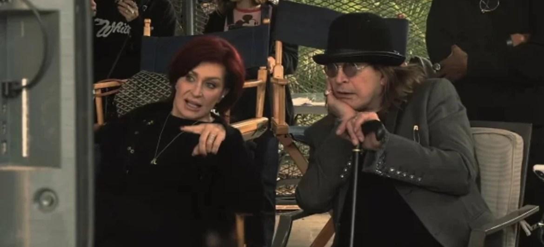 Sharon e Ozzy Osbourne