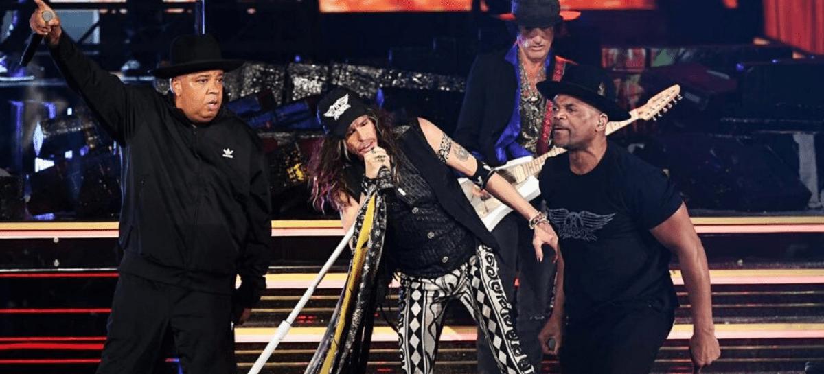 Resultado de imagem para Aerosmith no Grammy 2020