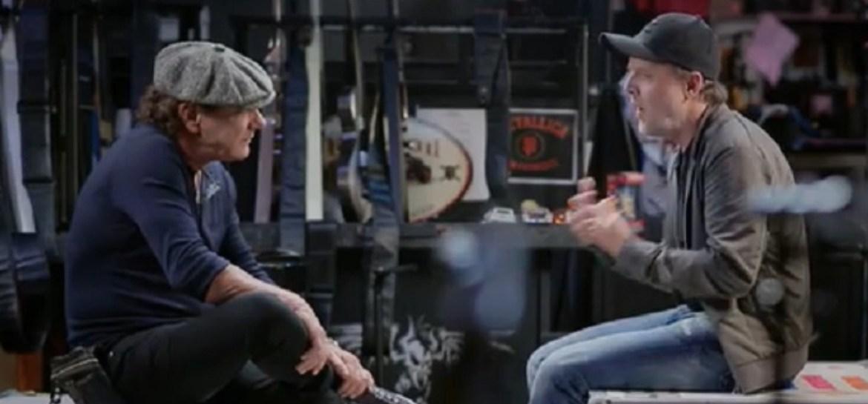 Programa de entrevistas de Brian Johnson