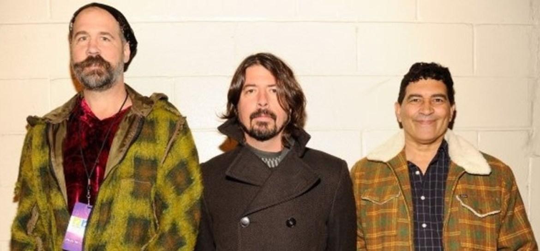 Dave Grohl e amigos