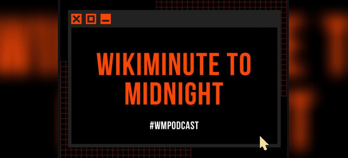 Wikiminute to Midnight