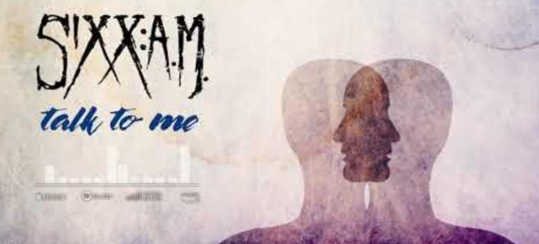 "Sixx:A.M. lança clipe de ""Talk To Me"""