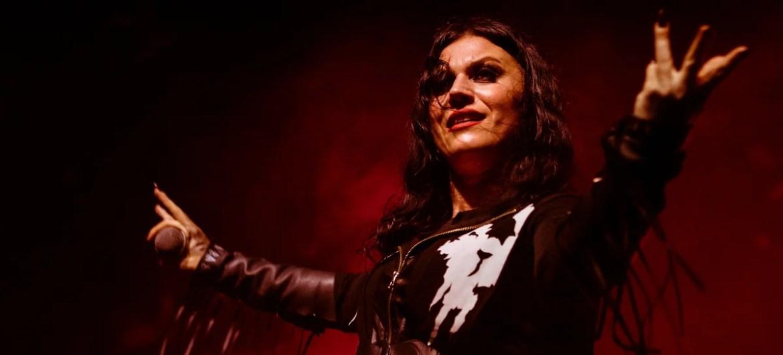 Cristina Scabbia do Lacuna Coil