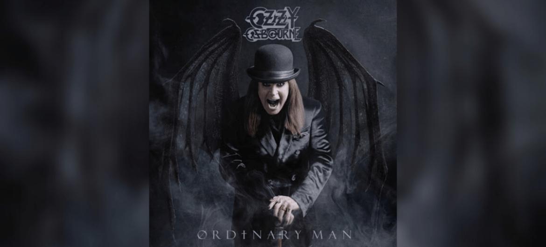 Capa do disco 'Ordinary Man' do Ozzy Osbourne