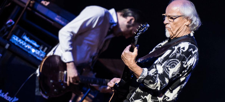 Martin Barre em São Paulo