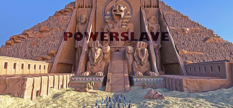 Powerslave de Francesco Dessi