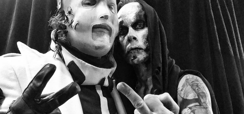 Corey Taylor e Nergal