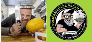 João Gordo e seu projeto Solidariedade Vegan