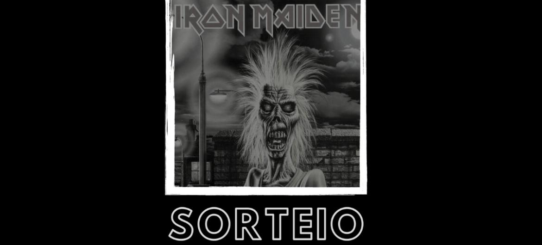 Promoção Iron Maiden no Wikimetal