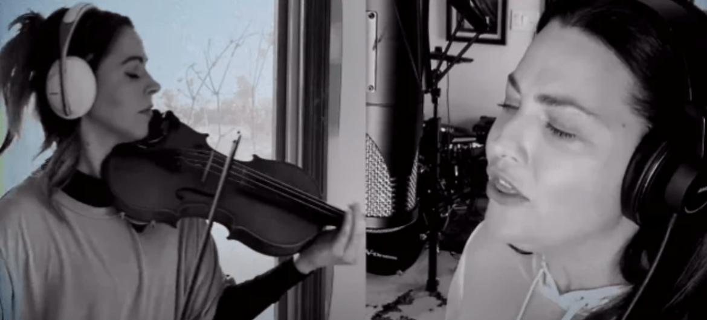 Amy Lee e Lindsey Stirling
