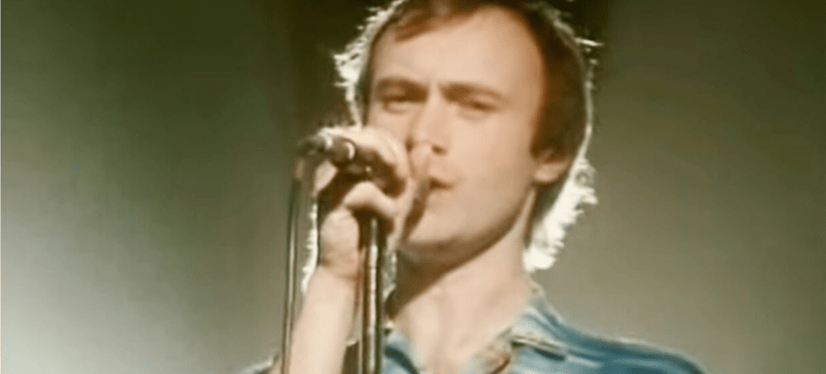 "Genesis - Clipe de ""Turn In On Again"""