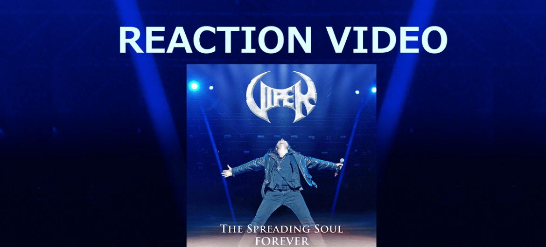 "Reaction de Fãs a ""The Spreading Soul Forever"" do VIPER"