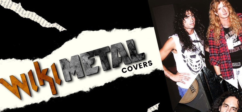 Wikimetal Covers - Megadeth Holy Wars