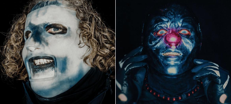 Corey Taylor e Clown