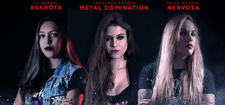 Live 'Mulheres no Metal'