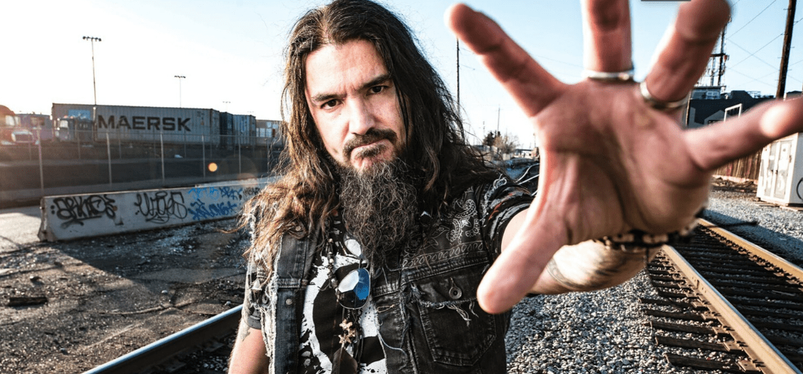 Robb Flynn do Machine Head