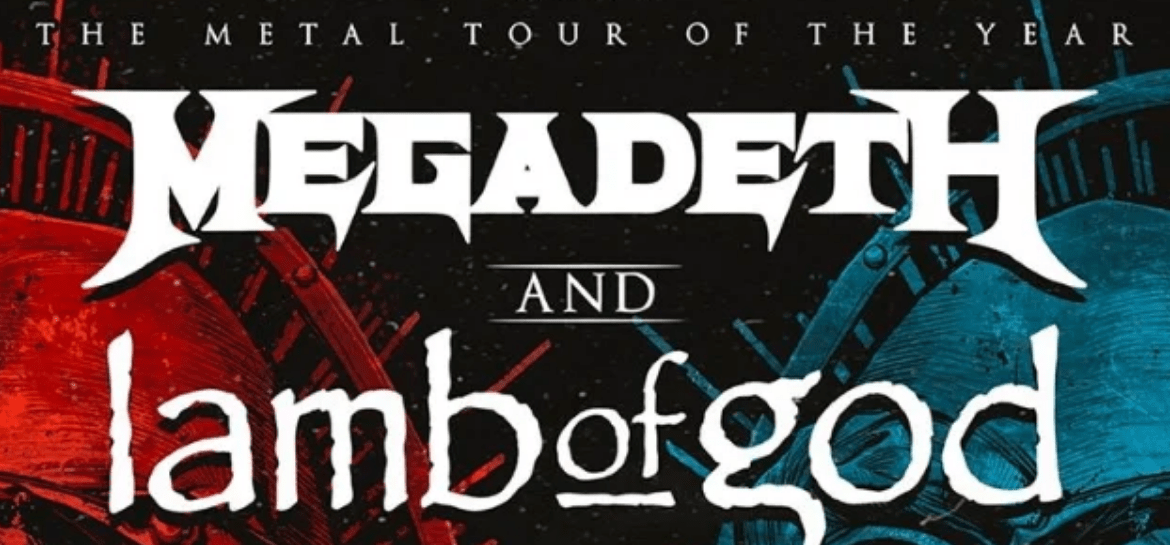 'The Metal Tour Of The Year'