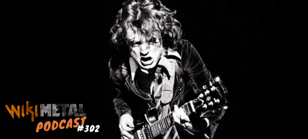 Podcast #302 Décadas de Back In Black e Cowboys From Hell