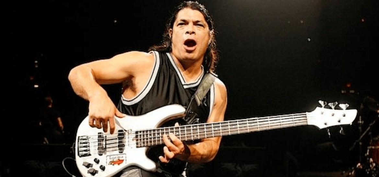 Robert Trujillo, do Metallica