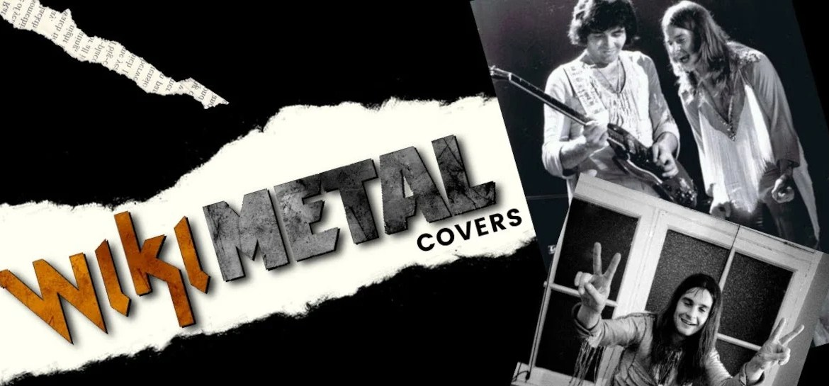 Wikimetal Covers Black Sabbath Medley