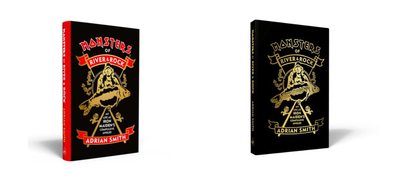Biografia de Adrian Smith ganha edição autografada e limitada