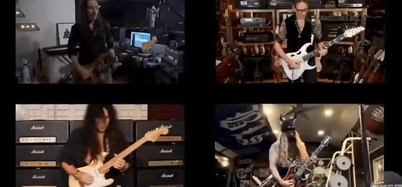 "Cover ""Bohemian Rhapsody"""