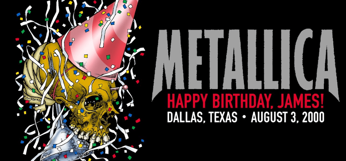 Metallica em Dallas, Texas