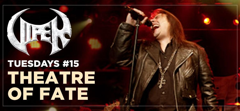 Theatre of Fate - Live In São Paulo - VIPER Tuesdays