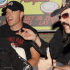 Chad e Mike Kroeger, do Nickelback, e Vinnie Paul
