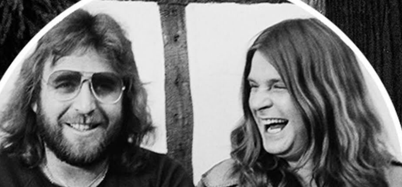 Lee Kerslake e Ozzy Osbourne