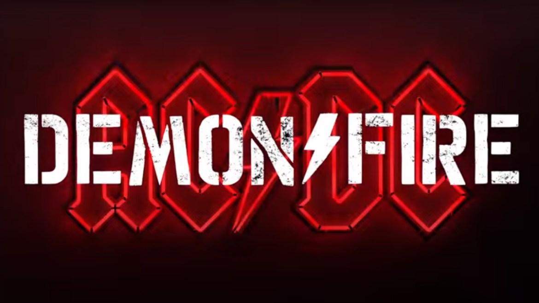 """AC/DC em """"Demon Fire"""""""