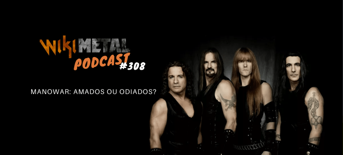 Manowar no Wikimetal Podcast