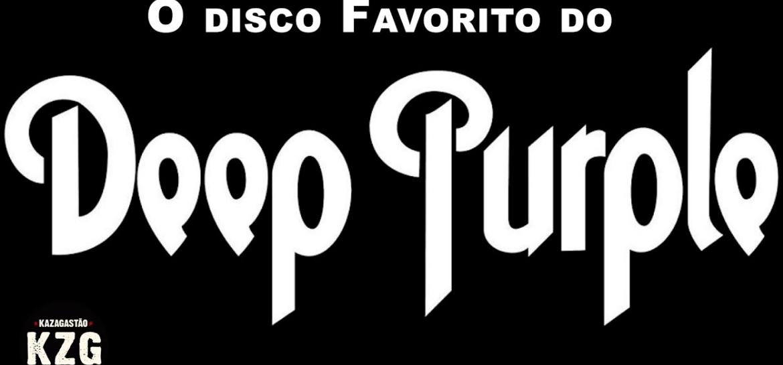 O Favorito: Deep Purple