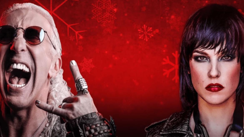 """Dee Snider e Lzzy Hale se juntam para nova versão de """"The Magic of Christmas Day"""""""