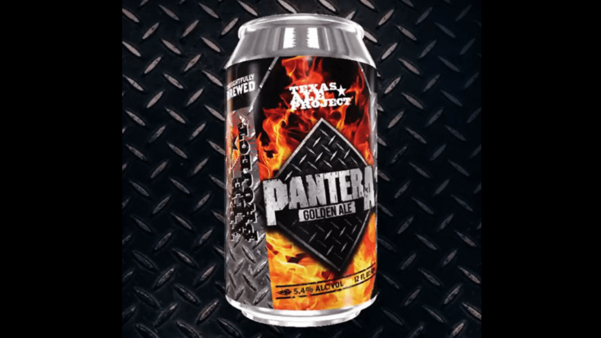 Pantera Golden Ale