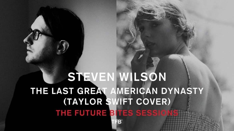 Steven Wilson cover Taylor Swift