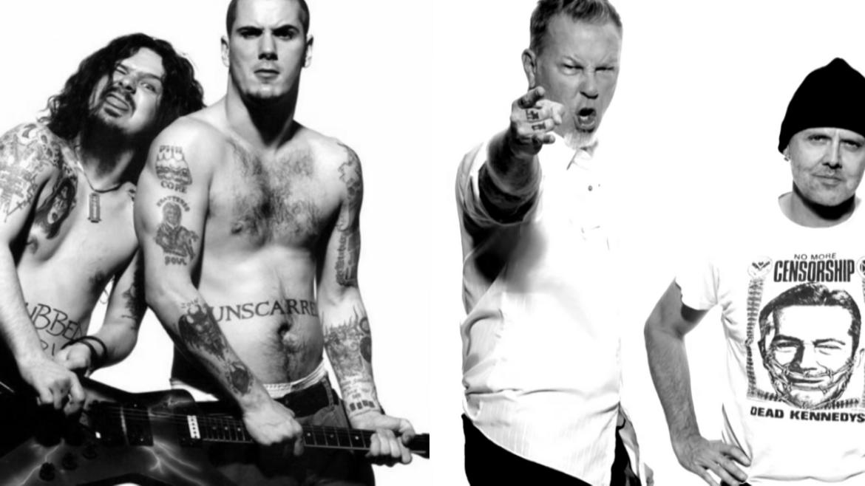 Pantera: e se 'Vulgar Display Of Power' fosse gravado pelo Metallica?