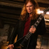 Dave Mustaine para a Gibson