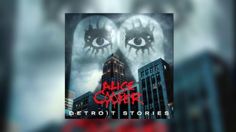 'Detroit Stories', de Alice Cooper