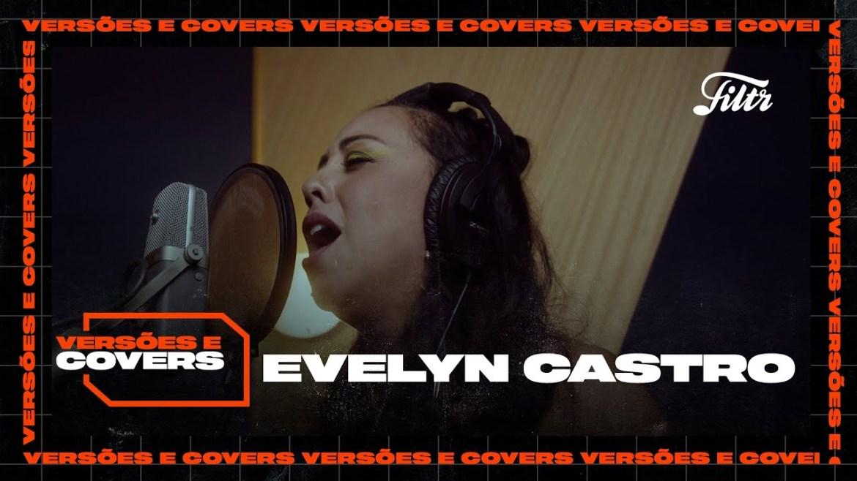 Evelyn Castro Porta dos Fundos grava Foo Fighters