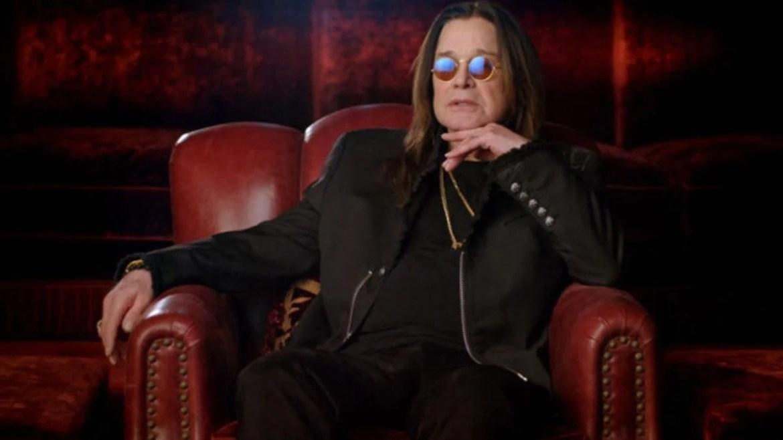 Ozzy Osbourne no documentário 'As Nove Vidas de Ozzy Osbourne'