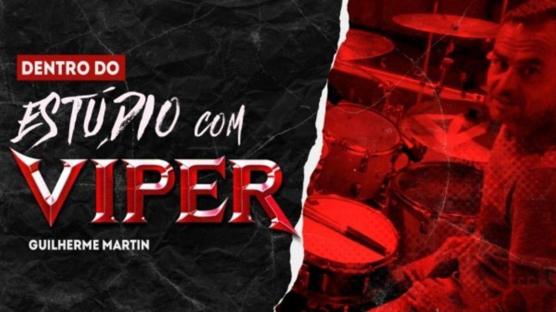 Guilherme Martin, do VIPER
