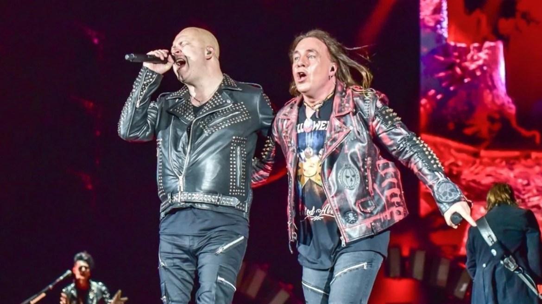 Michael Kiske e Andi Deris no Rockfest 2019