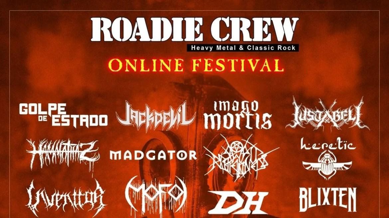 12ª Edição do Roadie Crew Online Festival