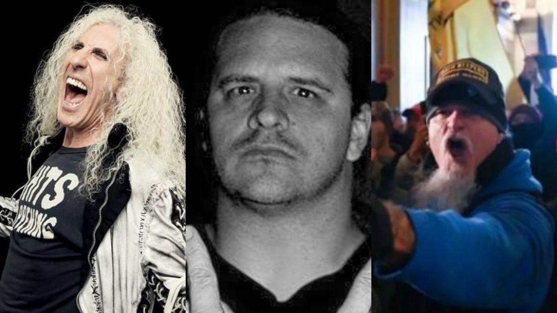 Dee Snider, George Fisher e Jon Schaffer