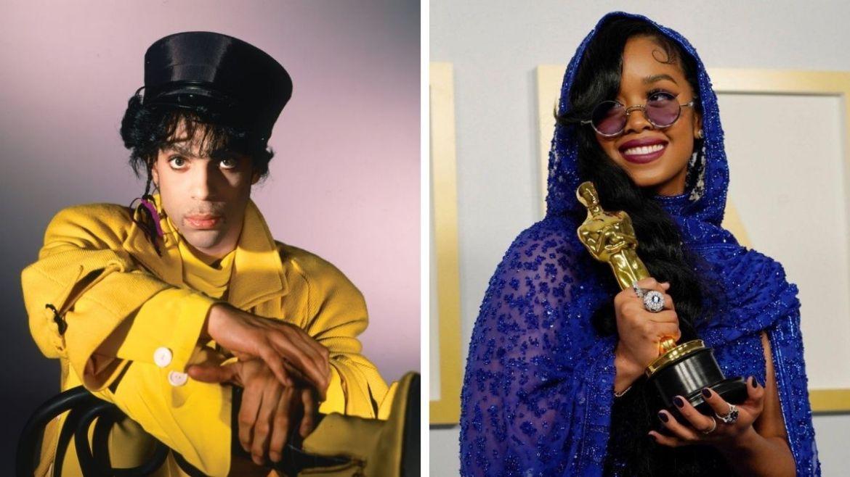 Prince e H.E.R.