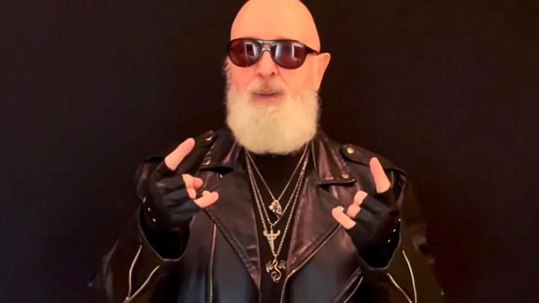 Rob Halford do Judas Priest