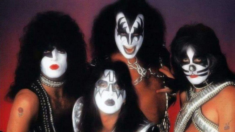 Formação do Kiss em 1977