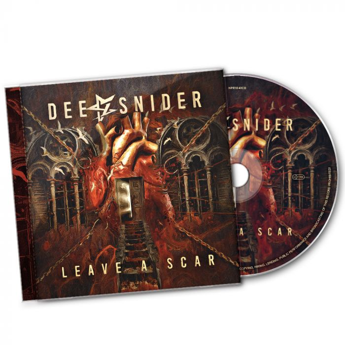 'Leave A Scar' (Dee Snider)